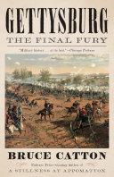 Gettysburg: The Final Fury Book