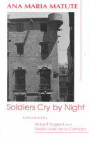 Soldiers Cry by Night Book PDF