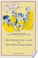 The Portrait Of A Lady Pdf/ePub eBook