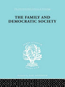 The Family and Democractic Society ebook