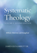 Systematic Theology  Volume 2  Second Edition