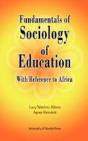 Fundamentals of Sociology of Education
