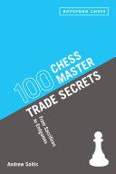 100 Chess Master Trade Secrets Pdf/ePub eBook