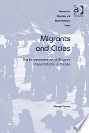 Migrants and Cities  : The Accommodation of Migrant Organizations in Europe