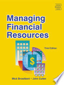 Managing Financial Resources Book