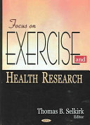 Focus on Exercise and Health Research