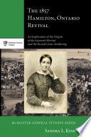 The 1857 Hamilton  Ontario Revival
