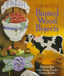 Country Style Painted Wood Projects Book