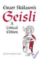 Read Online Einarr Skúlason's Geisli For Free