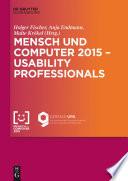 Mensch und Computer 2015     Usability Professionals