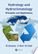 Hydrology And Hydroclimatology Book PDF