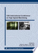12th International Conference on High Speed Machining