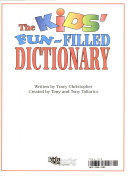 The Kids' Fun-filled Dictionary