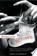 Domestic Reforms