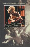 Peter Greenaway's Prospero's Books