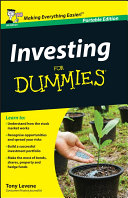 Investing For Dummies, UK Edition
