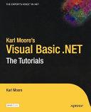 Karl Moore s Visual Basic  NET Book