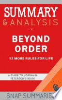 Summary   Analysis of Beyond Order