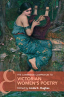 The Cambridge Companion to Victorian Women's Poetry