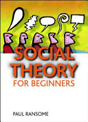 Pdf Social theory for beginners Telecharger