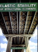 Elastic Stability of Structural Elements