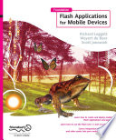 Foundation Flash Applications for Mobile Devices Book