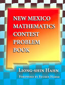 New Mexico Mathematics Contest Problem Book