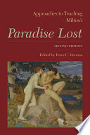 Approaches to Teaching Milton's Paradise Lost