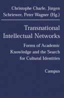 Transnational Intellectual Networks