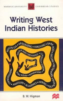 Writing West Indian Histories