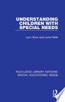 Understanding Children with Special Needs Book PDF