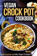 Vegan Crock Pot Cookbook