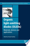 Organic Light Emitting Diodes  OLEDs  Book