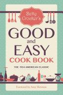 Betty Crocker's Good and Easy Cook Book Pdf/ePub eBook