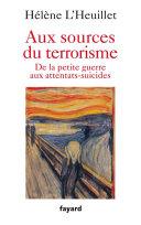 Pdf Aux sources du terrorisme Telecharger