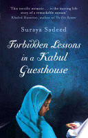 Forbidden Lessons In A Kabul Guesthouse Book PDF