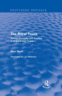 The Royal Touch (Routledge Revivals)