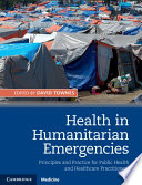 Health in Humanitarian Emergencies