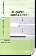 The Dynamic Bacterial Genome Book PDF