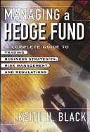 Managing A Hedge Fund