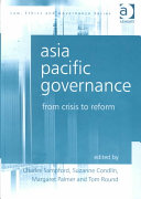 Asia Pacific Governance Book