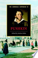 The Cambridge Companion To Pushkin