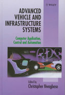 Advanced Vehicle and Infrastructure Systems