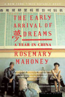 The Early Arrival of Dreams
