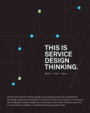 Cover of This is Service Design Thinking