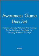 Awareness Game Duo Set  Includes Diversity Activities And Training Design Package  And Listen Up  Learning Activities Package