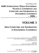 Proceedings Of The Asme Design Engineering Technical Conferences Book PDF