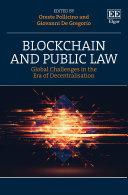 Blockchain and Public Law Pdf/ePub eBook