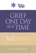 Grief One Day at a Time Book