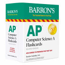BARRON'S AP COMPUTER SCIENCE A FLASHCARDS